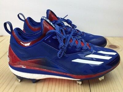 781f93ad802d Adidas Boost Icon 2.0 PE Size 9.5 Kris Bryant Mens Metal Baseball Cleats
