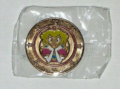 Super Mario Wonder Ball Mystery Coin (Princess Peach)