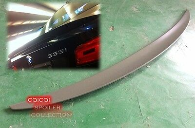 Painted BMW 07~13 E92 3-series coupe high kick Performance type trunk spoiler ◎
