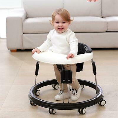 Adjustable Baby Walker First Steps Activity Bouncer Car Push Along Ride On Go