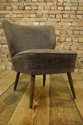 Retro Cocktail Sessel Rockabilly Lounge Easy Chair Vintage Mid-Century 50er 2