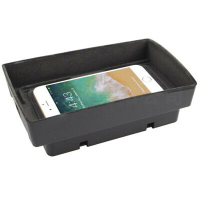 Car Wireless Charger for Audi A3 14-19 Phone Charger Charging Box Holder Case
