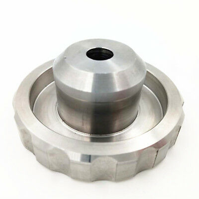 Water Cutting Spare Parts 711589-1 Consumable Nozzle Nut