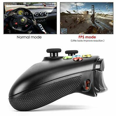 1 Pair Quickshot ABS Grip Dual Setting Trigger Lock for Xbox One Game Controller