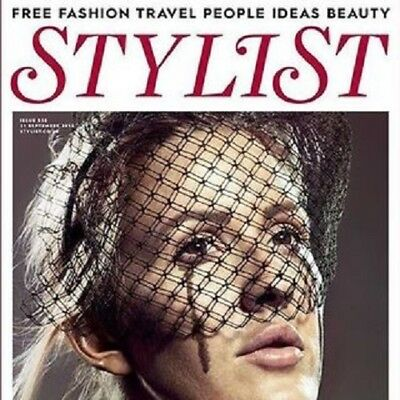 Stylist Ellie Goulding Front Cover Issue 335 21 September 2016