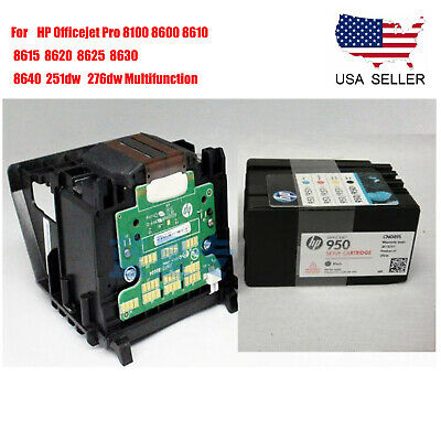 HP PRINTHEAD FOR OfficeJet Pro 8600 / 8610 / 8620 / 8630 CM751-60186