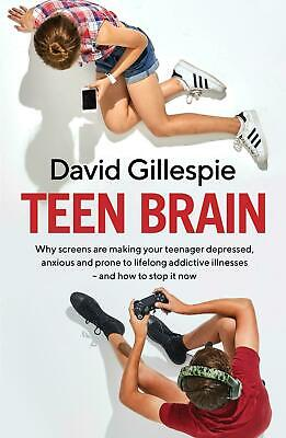 Teen Brain by David Gillespie (Paperback)