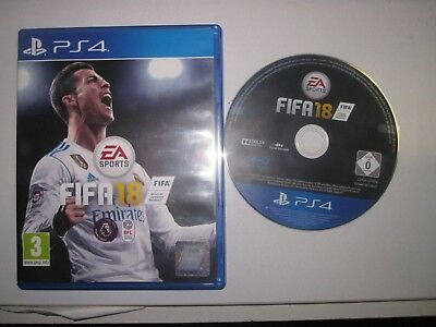 FIFA 18 (PS4) - Game  Fast Free Post