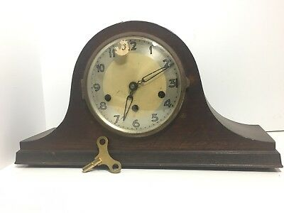 Westminster Foreign Mantle Clock Chime.COMPLETE.for Repair.FREE SHIPPING