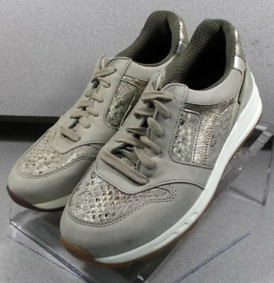 eed4e12ed4c MNP58184 BEIGE LMDF20 Women's Shoes Size 6.5 (EUR 4) Leather Lace Up  Mephisto