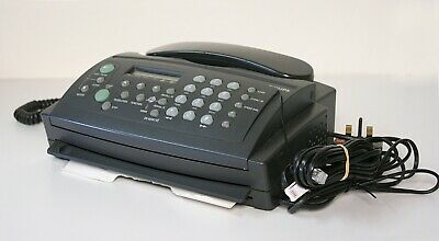 Fax Machine Philips HFC22 Phone / Fax / Answer Machine