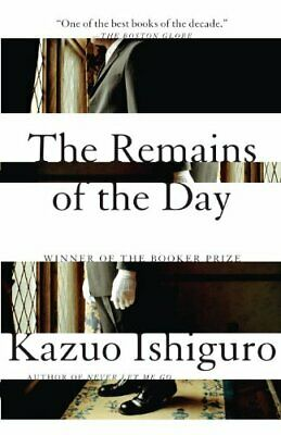 The Remains of the Day by Ishiguro, Kazuo PDF EPUB