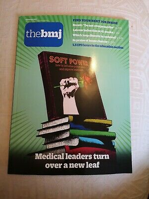 Bmj British Medical Journal 23/2/19