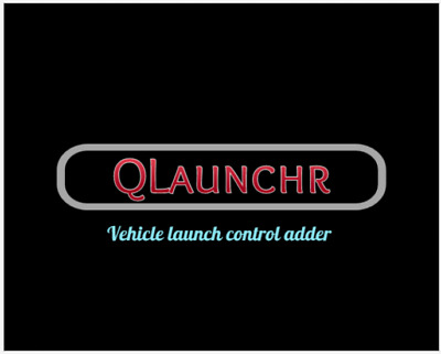 Qlaunchr Ecu Launch Control Remap File Editing Software - V1.0.04