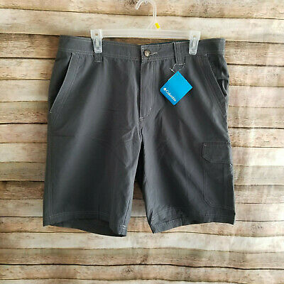 7292b4e2fe8 Columbia Around The Bend EXS Cargo Active Shorts Size 36x11 NWT Hiking Gym