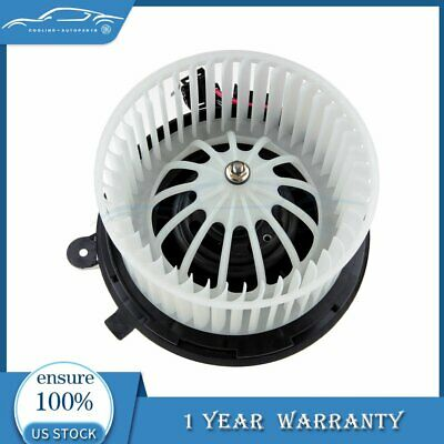 HVAC Heater Blower Motor W/Fan Front fits Mercedes-Benz 2018200208 Replacement