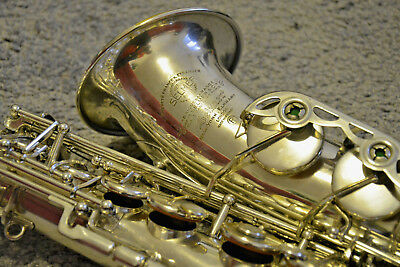Selmer Mark VI alto saxophone 1958 -  five digit