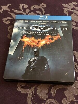 Blu Ray The Dark Knight Steelbook