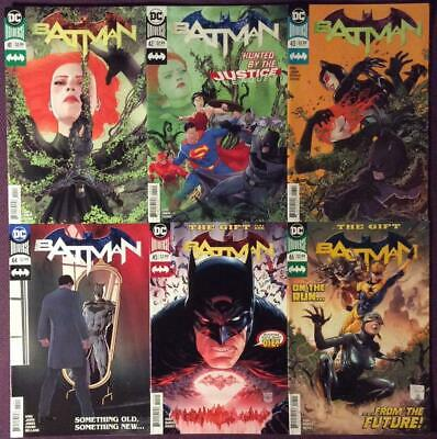 Batman #41 to #46 (DC 2018) 6 x issues.
