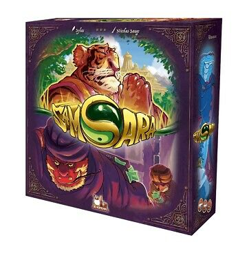 Samsara Kickstarter Edition Board Game complete with Promos!!