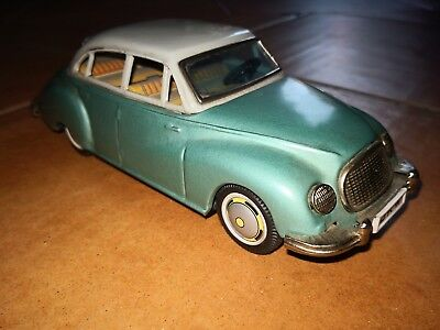 D.K.W. 1/24, Bandai Japan TIN, DKW, 1000 Limousine, Car Made In Japan