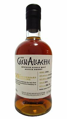 Glenallachie - 50th Anniversary Single Cask #986 - 1989 28 year old  Whisky