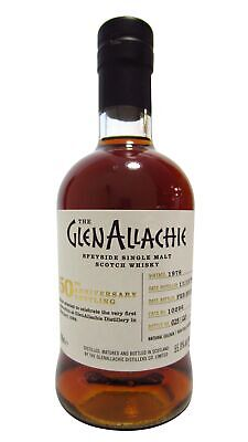 Glenallachie - 50th Anniversary Single Cask #10296 - 1978 39 year old  Whisky