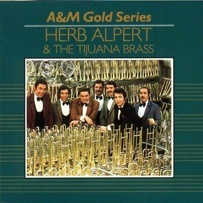 Herb Alpert & the Tijuana Brass : A&M Gold Series CD