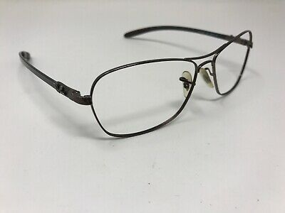 a2d2b49a007d3 Ray Ban Sunglasses Frame Only No Lens RB 8302 014 58-15 3N Carbon Bronze