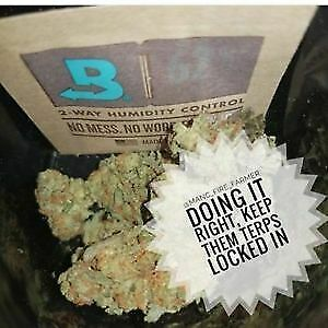 Boveda 62% Humidipak Individual 1g Packs 2-way Humidity Control (1g) RM24