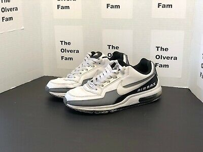 NIKE AIR MAX LTD 3 White Black Gray Shoes 687977 119 Mens Size 9