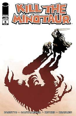 Kill The Minotaur #5 Cvr B Walking Dead #103 Tribute Variant 10/18
