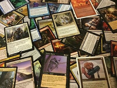 100 MTG Magic:The Gathering ALL RARES Collection Lot! RARE MIX! NM/MINT deal!