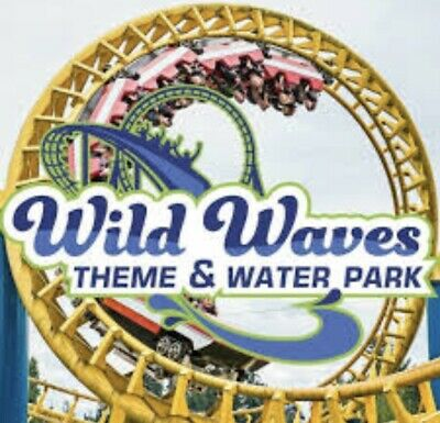 Wild Waves Theme & Water Park Tickets A Promo Tool Discount Savings!!
