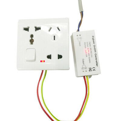 Zigbee Dimmer Home Smart CCT Strip APP Control Switch Work With For Amazon Alexa