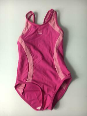 Girls Next Pink  Swimming Costume Age 8 Years  Swimsuit