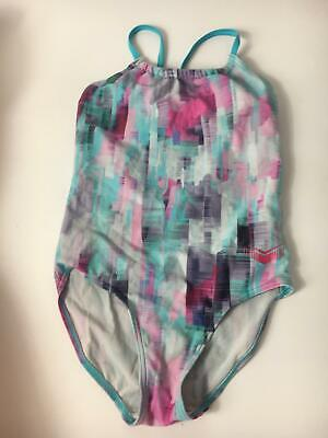 Girls  Next Multi Colour Swimming Costume Age 9 Years Swimsuit