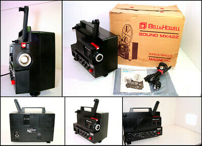 1970's Bell & Howell MX42Z Super 8 Film Sound Projector