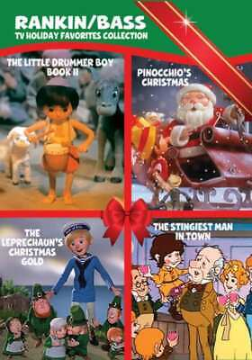 Rankin/Bass TV Holiday Favorites Collection: The Little Drummer Boy NEW DVD
