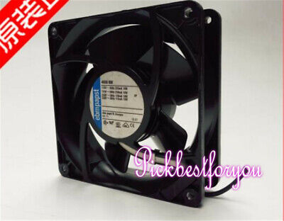 Original ebmpapst 4666NW AC115V-230V dual-voltage fan #M103C QL