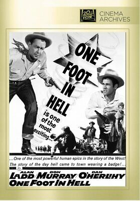 One Foot in Hell NEW DVD