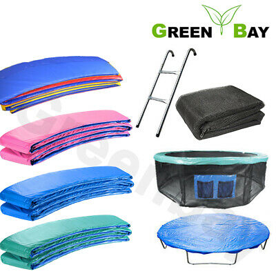 Trampoline Replacement Spring Cover Padding Safety Net Rain Cover Skirt Greenbay