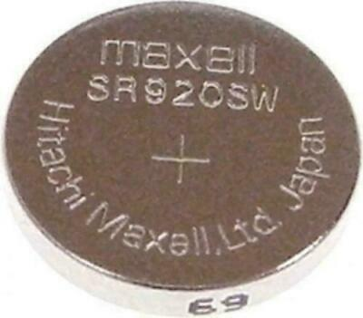 SR920SW 1.55v Silver Oxide Button Cell Battery Fest fast Melbourne