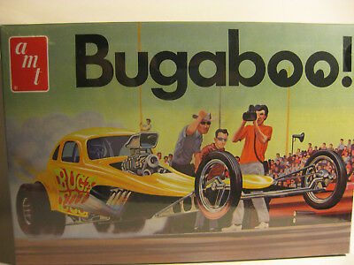 AMT Bugaboo! HEMI powered VW Dragster skill level 2 Factory Sealed 1/25