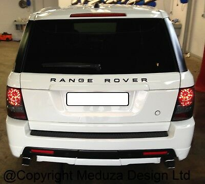 Range Rover Sport Autobiography Style Rear Bumper 2005-2012
