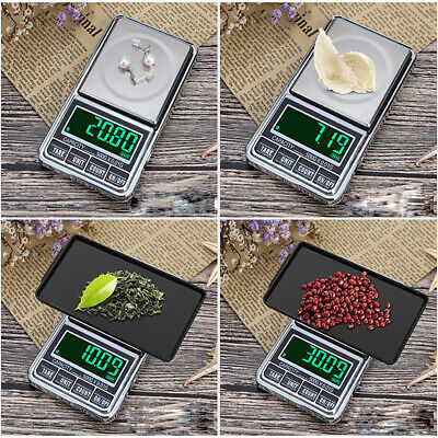 0.01G to 300G 500G Electronic Pocket Mini Digital Gold Jewellery Weighing Scales