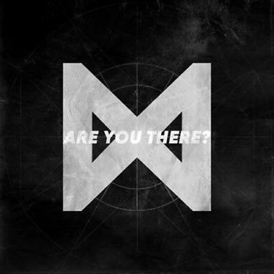 MONSTA X [TAKE.1 ARE YOU THERE?] 2nd Album VER.II CD+POSTER+Buch+2p Karte SEALED