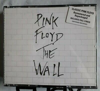 Pink Floyd - The Wall (1994)  2 x CD Album Fatbox Italy issue