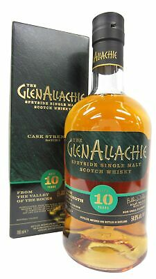 Glenallachie - Cask Strength Batch 2 10 year old  Whisky