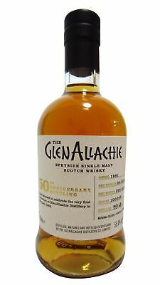 Glenallachie - 50th Anniversary Single Cask #100285 - 1991 26 year old  Whisky